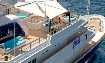 Charter Yacht 'Polar Star' Confirmed for MYS 2014