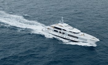 Heesen's 55m superyacht SOLEMATES delivered and available for charter