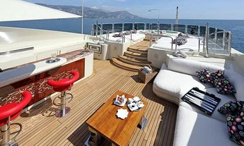 M/Y ULYSSES Drops Rate for Monaco Grand Prix Charter