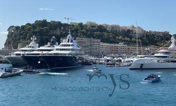 Monaco Yacht Show 2020 dates announced