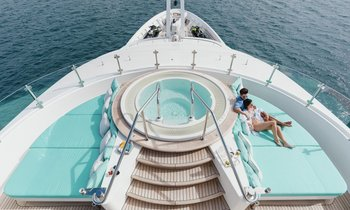M/Y 'Ramble on Rose' hits the water following refit