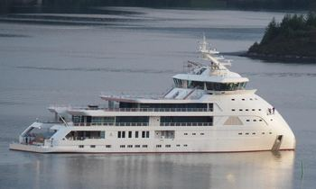M/Y 'Olivia O' delivered and on maiden voyage to Mediterranean