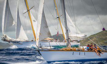 Anticipation builds for 2019 Antigua Classic Yacht Regatta