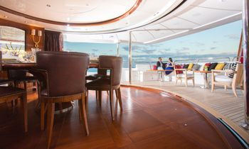 Benetti M/Y CHECKMATE Returns to the Charter Fleet