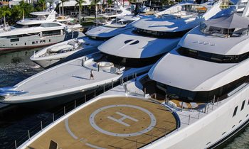 The superyachts to see at the new FLIBS 2019 Superyacht Village