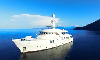 M/Y BELUGA Opens for Charter in Australia