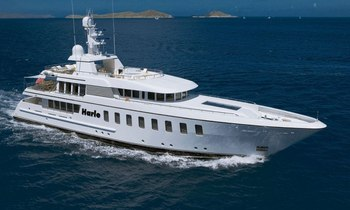 Discounted Charter Rates On Motor Yacht Harle