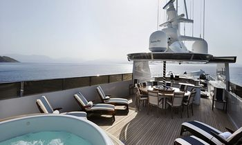 Special Offer on Superyacht 'Ionian Princess'
