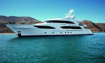 M/Y KATYA Attends Miami Yacht Show