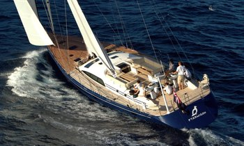 S/Y PTARMIGAN Available for Ibiza Charters