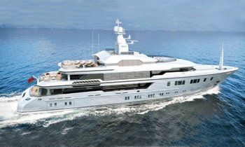 Brand new for charter: the 63m M/Y 'North Star'