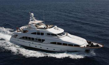 Aminah Joins the Charter Fleet
