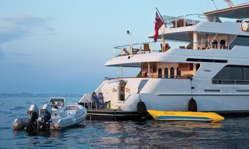 M/Y 'One More Toy' Open For Charter At Cannes and Monaco
