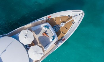 Discover the Caribbean on board M/Y 'King Baby'