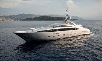 Save 10% On Board M/Y 'Silver Wind' in St Tropez