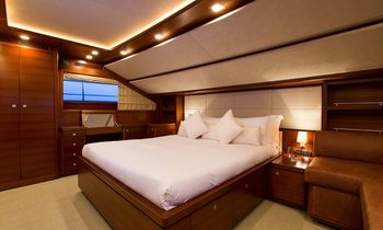 M/Y ROBUSTO Open for Event Charters
