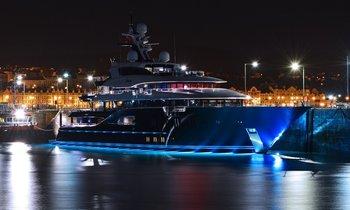 SOLANDGE Finalist for World Superyacht Award
