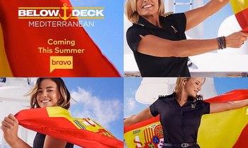 Video: Below Deck Mediterranean Season 5 (Spain) featuring biggest yacht ever - coming this summer