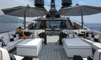Charter ISA M/Y OKTO for Less This June