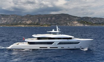 Lurssen sign deal for 54m M/Y 'Moon Sand' at MYS 2018
