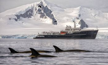Antarctica charter special: Save 10% on board M/Y LEGEND