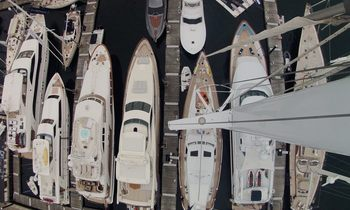 Superyachts Meet for the Newport Charter Show