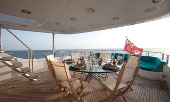 Superyacht 'Just Enough' has Charter Gap