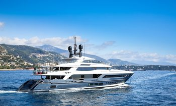 Brand new luxury yacht SEVERIN'S now available for private yacht charters