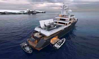 Brand new 'go-anywhere' M/Y 'Planet Nine' to open for charter