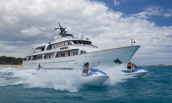 France charter special: last-minute availability for 53m motor yacht BIG EAGLE