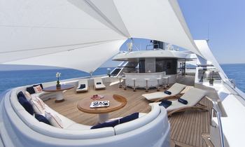 M/Y SARAH Offers 30% Off Late-Summer Charters