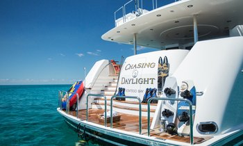 Discover Mexico aboard M/Y 'Chasing Daylight'