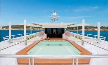 M/Y MOGAMBO Available for Abu Dhabi GP