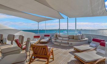 M/Y AVALON opens for Caribbean charters