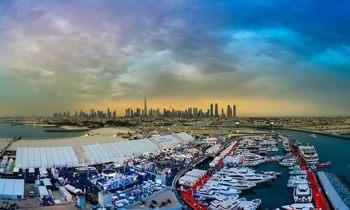 The 2019 Dubai International Boat Show opens its doors