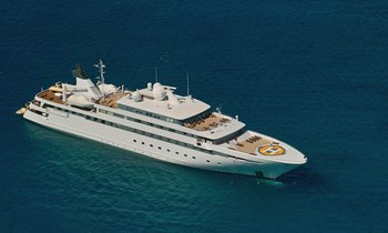 M/Y 'Lauren L' arrives in Thailand for charter vacations