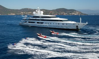 M/Y 'Indian Empress' Signs Up for MYBA Charter Show