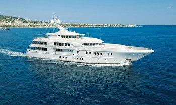 Lurssen Motor Yacht Arkley For Charter In The Mediterranean