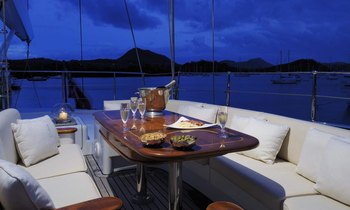 S/Y DRUMBEAT Announces Exciting Charter Itinerary