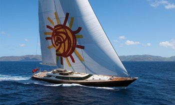Charter S/Y Yacht TIARA For Charity