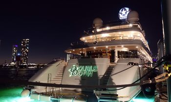 Exclusive First Look On Board Superyacht 'Double Down'