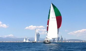 Day 1 Superyacht Cup Palma Results