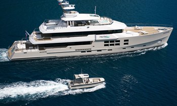 M/Y 'Big Fish' Available In Papua New Guinea