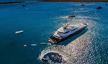 M/Y AGRAM offers reduced rates in Croatia