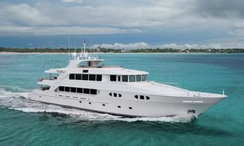 Superyacht EXCELLENCE Available in the Bahamas