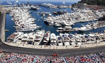 Superyachts Migrate from Cannes to Monaco GP