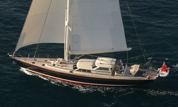 Charter Yacht MARAE in New England