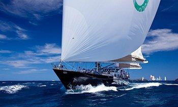 Sailing Yacht AXIA has Reduced Summer Rates