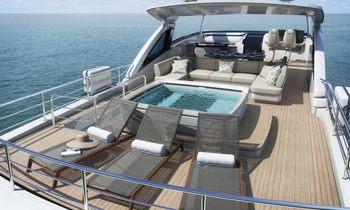 Motor Yacht KOHUBA New to Charter Fleet