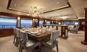 Superyacht ROCKSTAR Available for New Year's Charter